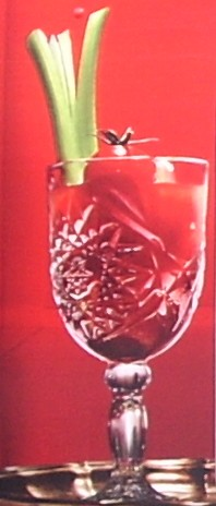 Absolut Bloody Glass